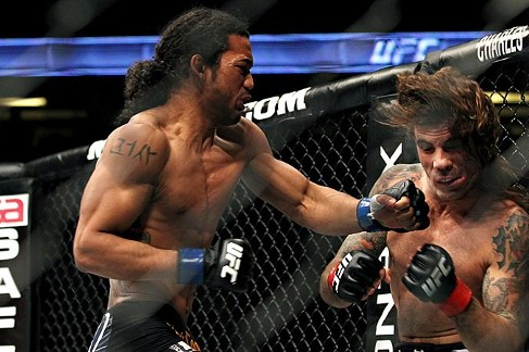 Benson Henderson Sees the Same Outcome '10 Times out of 10' with Frankie Edgar