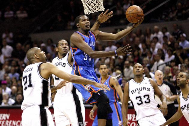 Thunder vs. Spurs: Game 2 TV Schedule, Live Stream, Spread Info and More