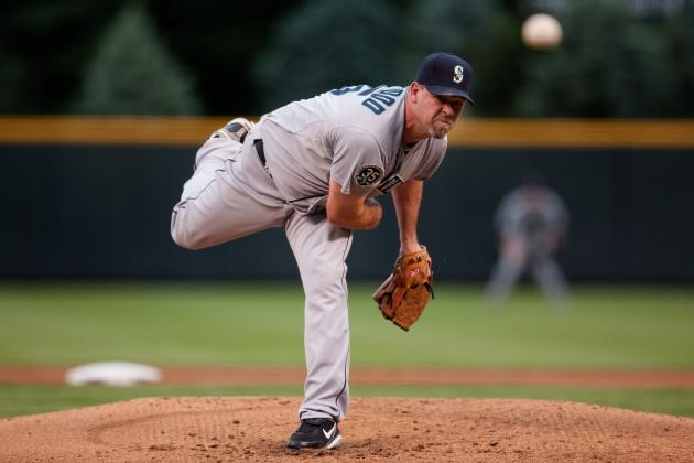 Roy Oswalt Signs with the Rangers, Boston Red Sox Should Focus on Kevin Millwood