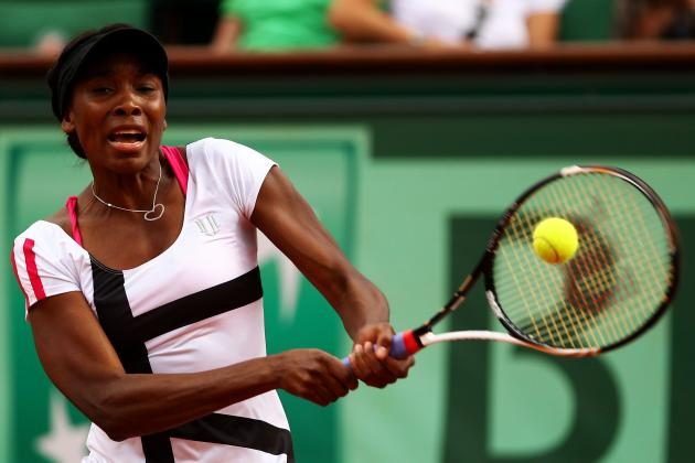 French Open 2012 Schedule: Day 4 TV Schedule, Matches and Bracket Guide