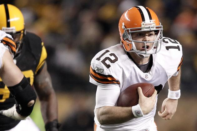 Cleveland Browns: Value at Quaterback and Why Colt McCoy Is Worth Keeping