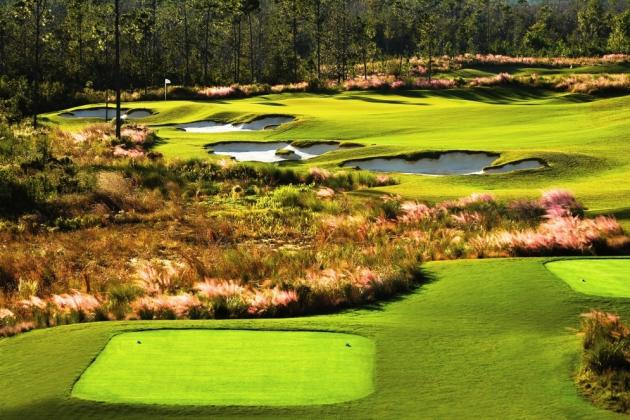 Golfing and Finding your True South in Mississippi