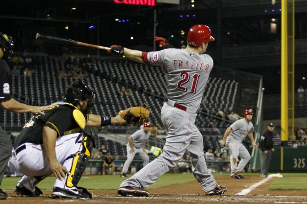 Cincinnati Reds: The Hot Corner Must Be Todd Frazier's to Lose