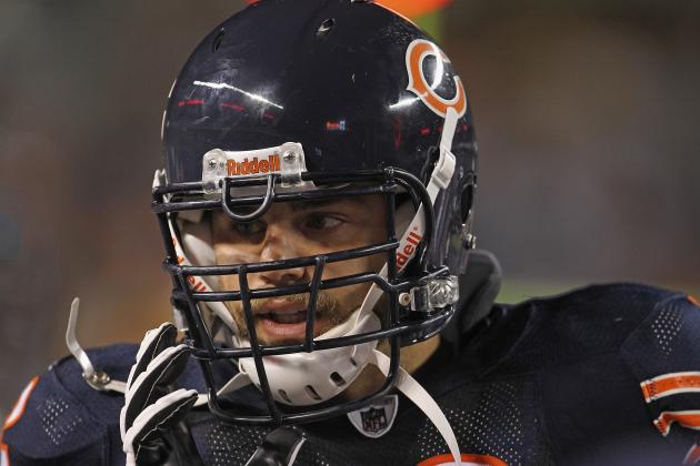 Gabe Carimi Returns to Practice for the Bears