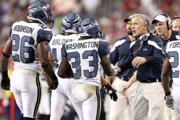 Seattle Seahawks Hold Online 12th Man Town Hall Meeting with Pete Carroll