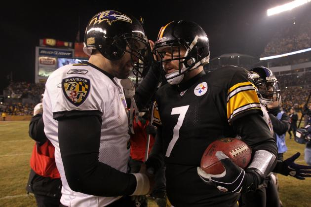 2012 AFC North: Ranking the Division's Top 5 Quarterbacks