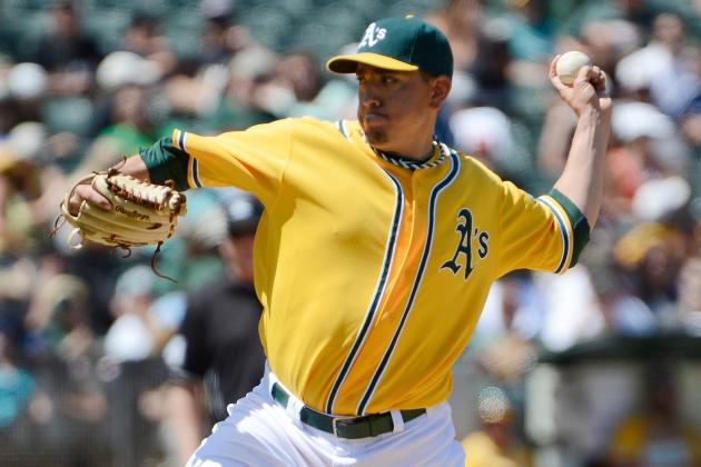 Oakland A's Losing Streak at 7 Thanks to Ex-A, Desperate for Cespedes to Return