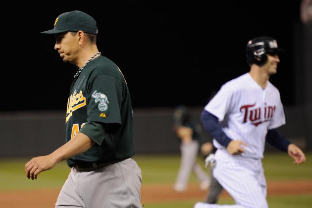 Game 50 Recap: Oakland A's Blow Ninth Inning Lead and Lose 3-2