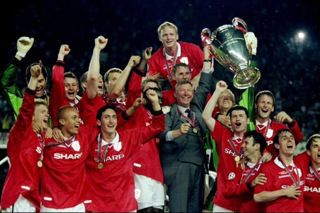 Manchester United History: 1990-99