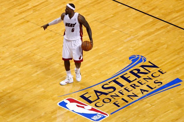 Boston Celtics: Why Paul Pierce vs. LeBron James Won't Be Key Matchup in ECF