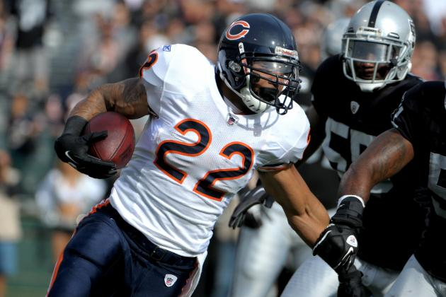 Matt Forte Contract: Bad Knees, Old Legs and Other Myths About Chicago Bears RB