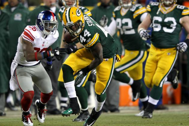 Do the Green Bay Packers Need a Running Game to Succeed in 2012?
