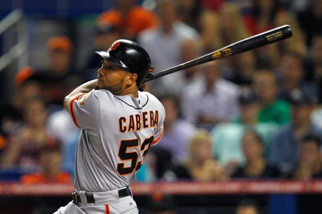 Melky Cabrera Needs to Carry the San Francisco Giants
