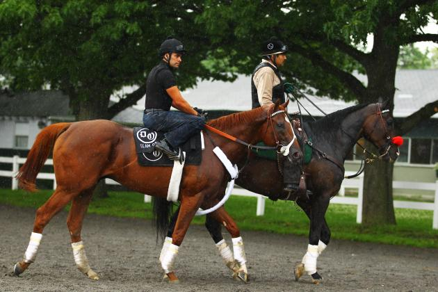 2012 Belmont Stakes Handicapping: Dulluhan Profile