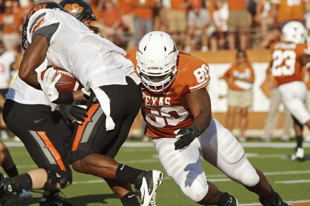 Texas Football: Why Longhorns Defense Will Easily Be Best in Big 12