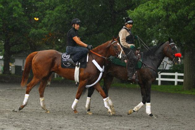 2012 Belmont Stakes Predictions and Profile:  I'll Have Another