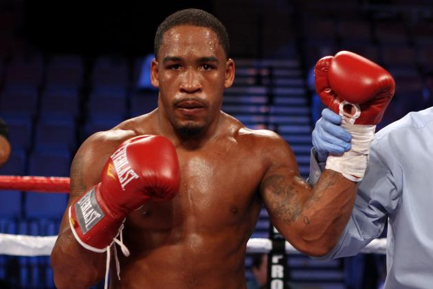 James Kirkland Probable Saul 'Canelo' Alvarez Opponent for September 15 Bout