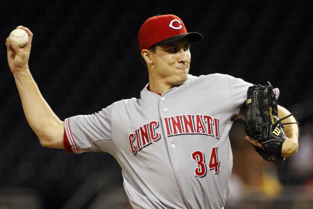 NL Best of the Night: Homer Bailey Goes 9 Innings in Reds' Win over Pirates