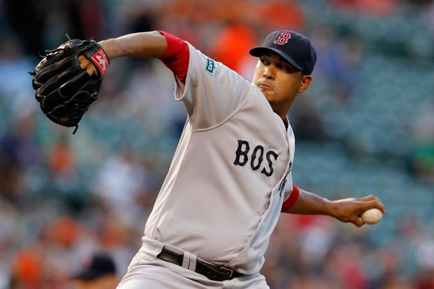 Boston Red Sox: Why They Can Trust Felix Doubront in Pressure Games