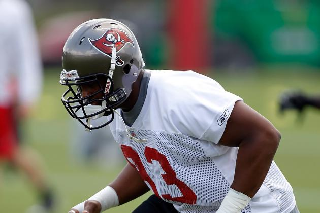 Tampa Bay Buccaneers' Defensive Success All Depends on Gerald McCoy