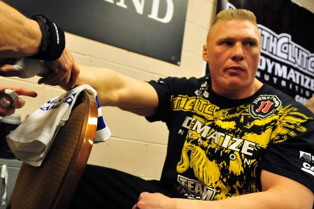 Roy Nelson: Brock Lesnar Would Only Come Back for a Fight He Can Win