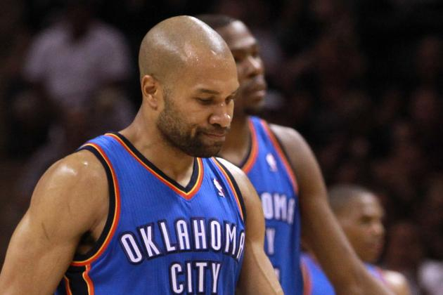 Spurs vs. Thunder: Biggest Adjustments Oklahoma City Must Make