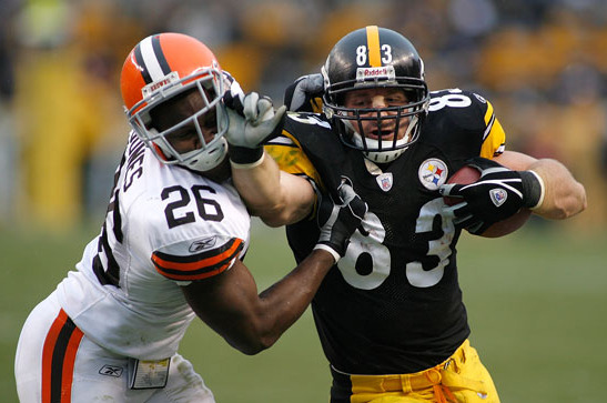 Steelers 2012: The Quiet, Consistent Strength of Heath Miller