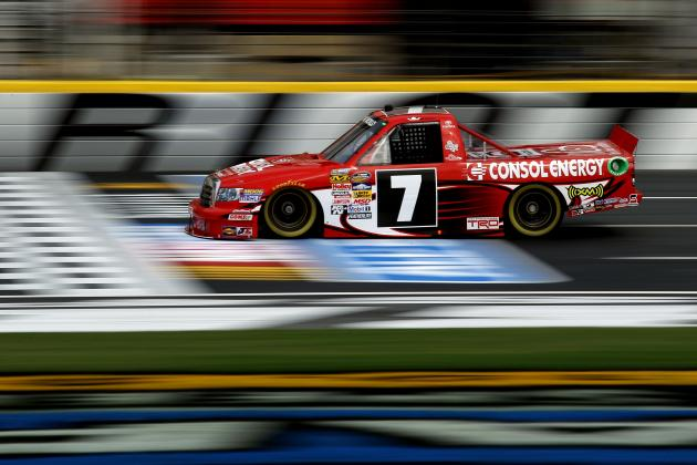 Daytona-Winning Truck Team Runs out of Money