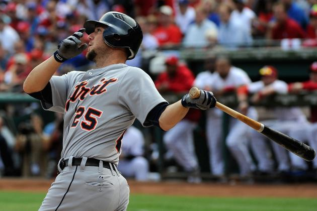 Detroit Tigers Option Ryan Raburn to Triple-A Toledo