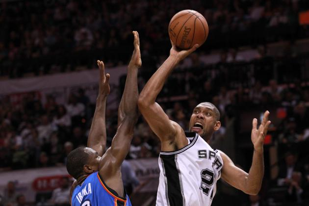 Reggie Miller Is Excited About Tim Duncan Dunking on Serge Ibaka