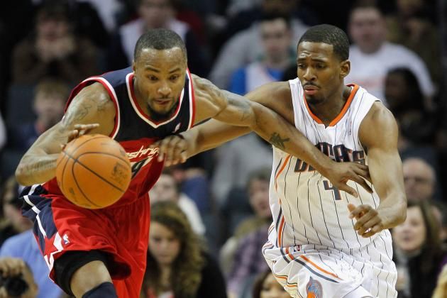 NBA Rumors: Wizards Must Dump Rashard Lewis and Andray Blatche Before Draft