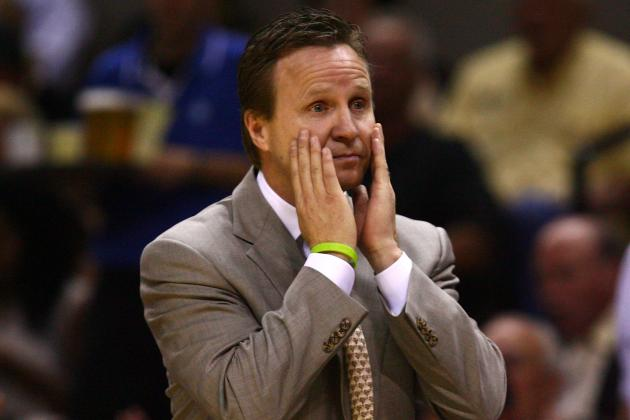 The Microscope: Scott Brooks' Questionable Lineup Construction (and More)