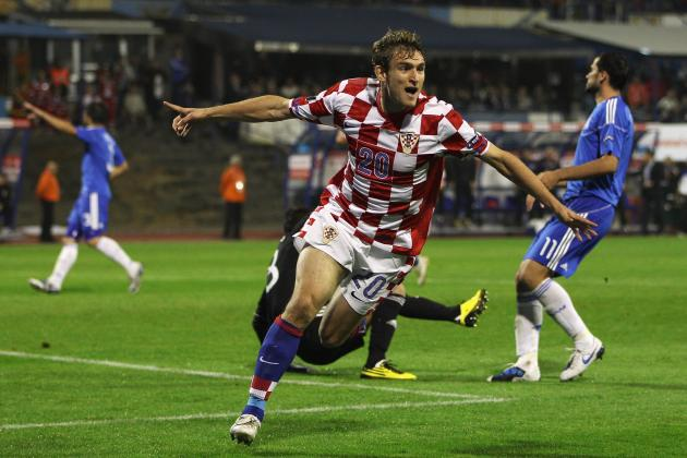 Euro 2012 Players to Watch: Nikica Jelavic of Croatia