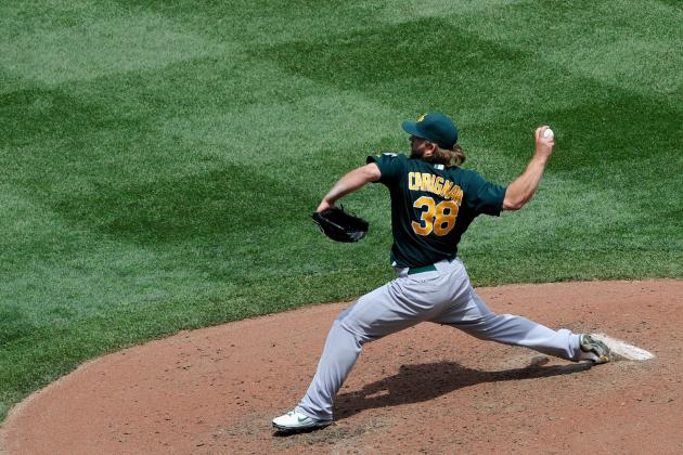 Game 51 Recap: A's Offense All Z's in Meek 4-0 Loss in Minnesota