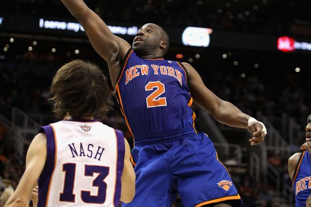 NBA Free Agency:  If No Nash, New York Knicks Should Try Raymond Felton