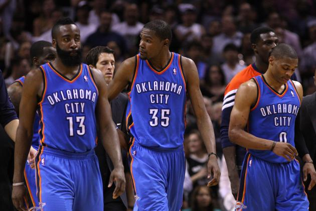 Are Young Thunder Mentally Tough Enough to Claw Back Against Spurs?