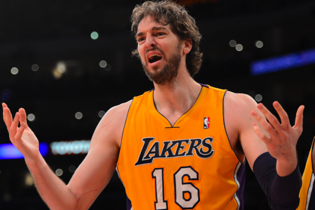 Pau Gasol Shoots Down Report Saying He's Interested in Playing for Chicago Bulls