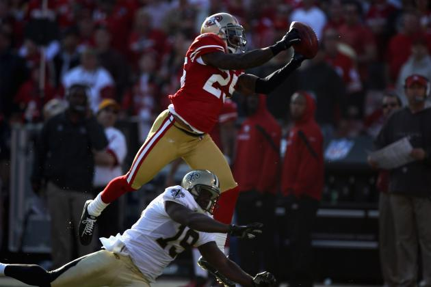 San Francisco 49ers: Tarell Brown's Bold Interception Prediction Is Not so Bold