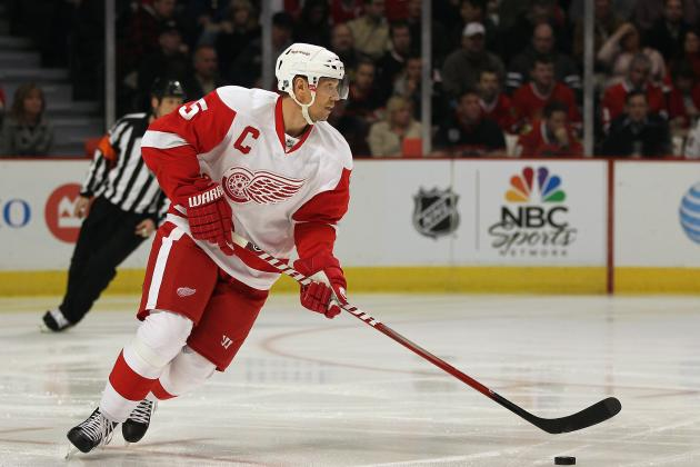 Nicklas Lidstrom: Red Wings Legend Reportedly Set to Retire after 20 Seasons