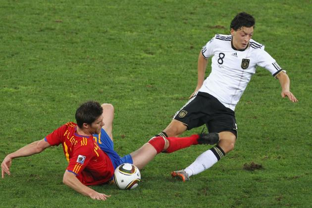 A Germany vs. Spain Final in Euro 2012 Would Be Can't-Miss Television