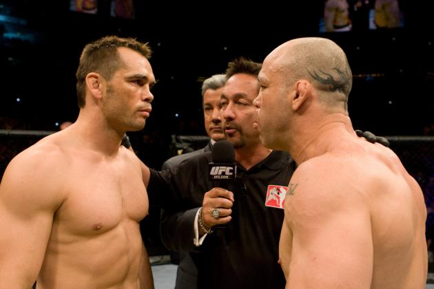 UFC 147 Making the Best of Bad Situation with Wanderlei Silva vs. Rich Franklin