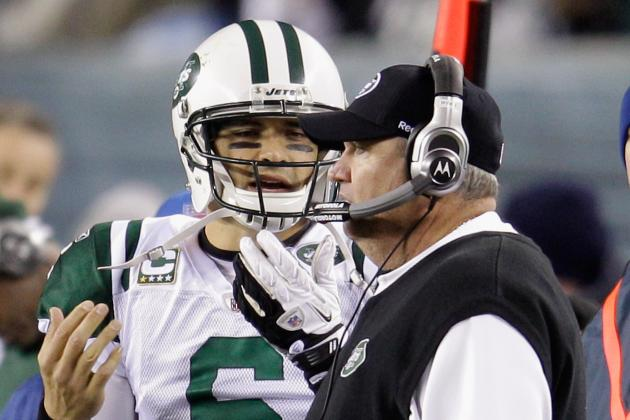 New York Jets Have Mishandled Mark Sanchez Since He Was a Rookie