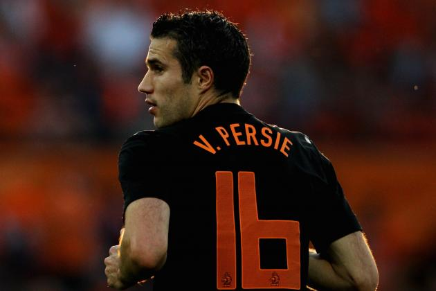 Euro 2012: Robin Van Persie and Top-Form Players Heading into Tournament