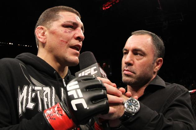 Nick Diaz Was Paid $300,000 to Show Up for UFC 143 Press Conferences?
