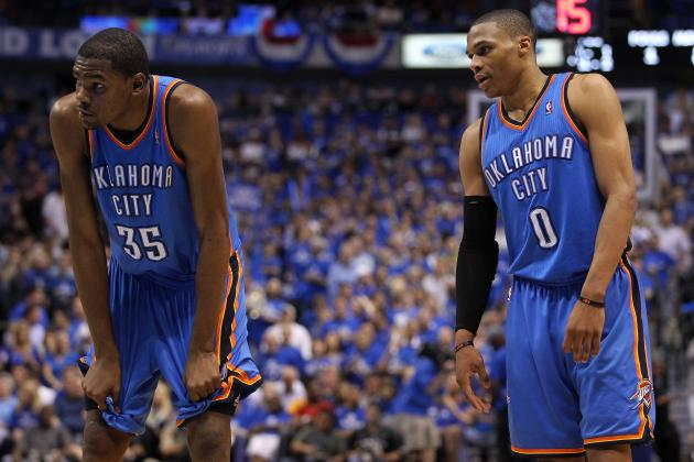 Thunder's Championship Dreams Ruined by Russell Westbrook's Play