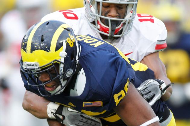 Recruiting Brouhaha Between Michigan-Ohio State Continues