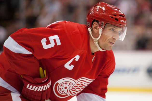 Nicklas Lidstrom: Red Wings Star Will Reportedly Retire After 20-Year NHL Career