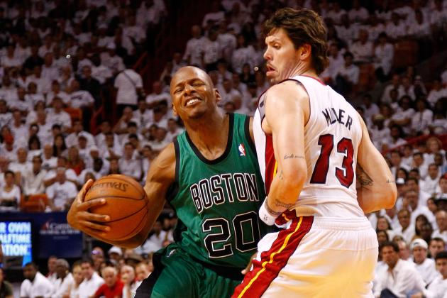 Thanks, but No Thanks: Ray Allen Does Not Want Your Shooting Advice