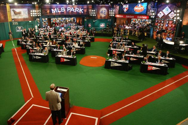 2012 MLB Draft: Record Five Players to Attend Draft in Person