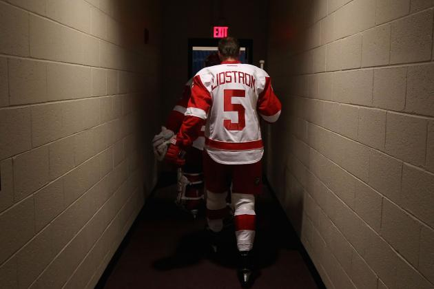 Nicklas Lidstrom Retirement Will Forever Change the Detroit Red Wings
